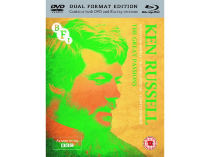 The Ken Russell Collection: The Great Passions (Dual Format Edition)