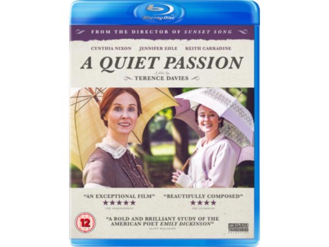 A Quiet Passion [Blu-ray] [2017] (Blu-ray)