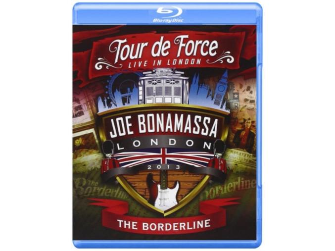 Joe Bonamassa - Tour De Force: Borderline (Blu-ray)