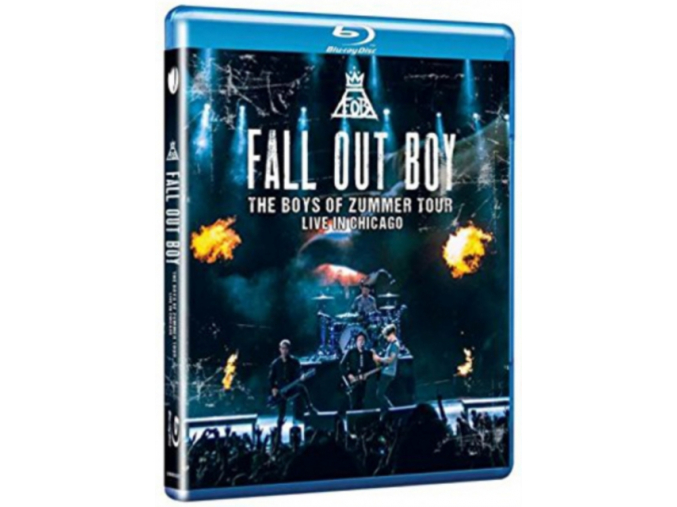 Fall out Boy : Boys of Zummer [Blu-ray] (Blu-ray)
