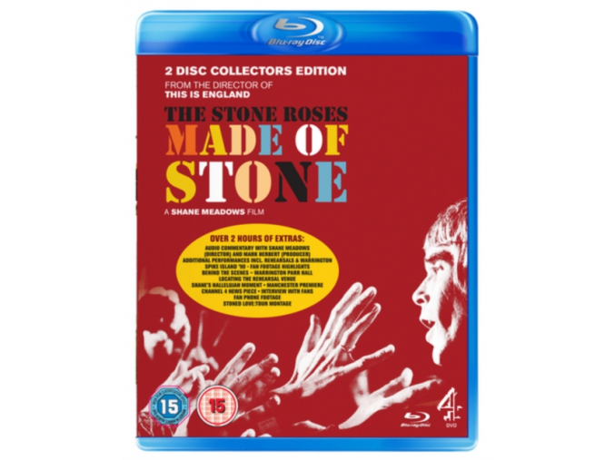 The Stone Roses: Made of Stone (2-Disc Collectors Edition) (Blu-ray)