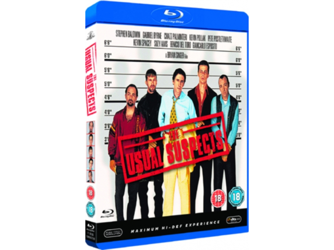 Usual Suspects (Blu-Ray)