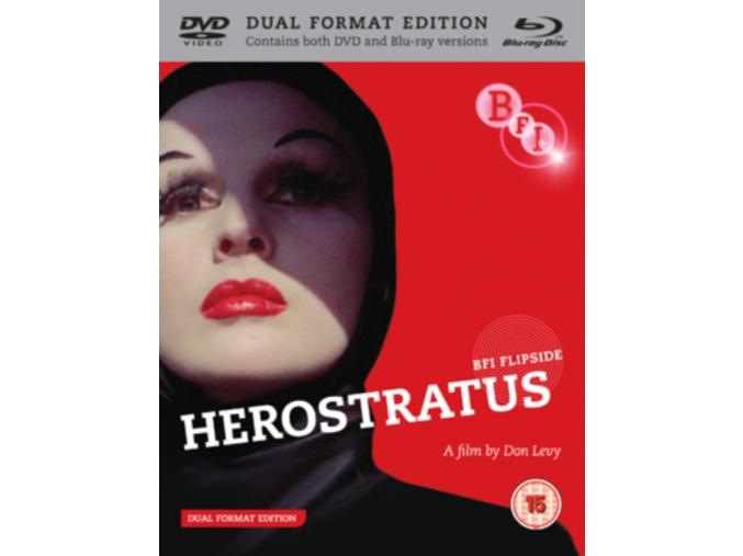 Herostratus - Dual Format Edition (Blu Ray & DVD)
