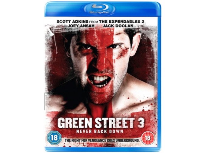 Green Street 3: Never Back Down (Blu-Ray)