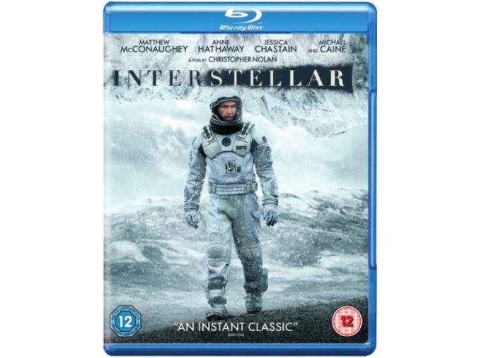 Interstellar (Region Free) (Blu-ray)