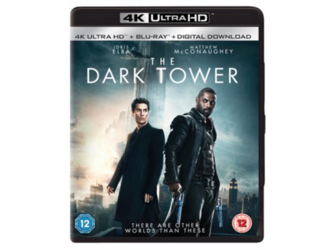 The Dark Tower (4K UHD & Blu-ray)