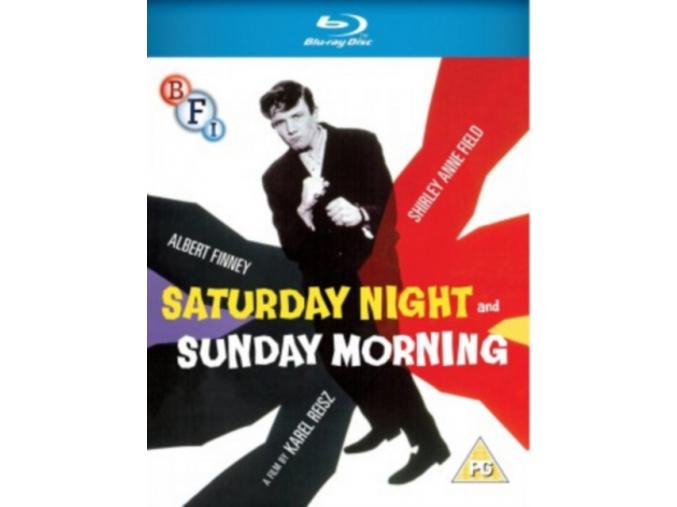 Saturday Night  Sunday Morning (Blu-Ray)