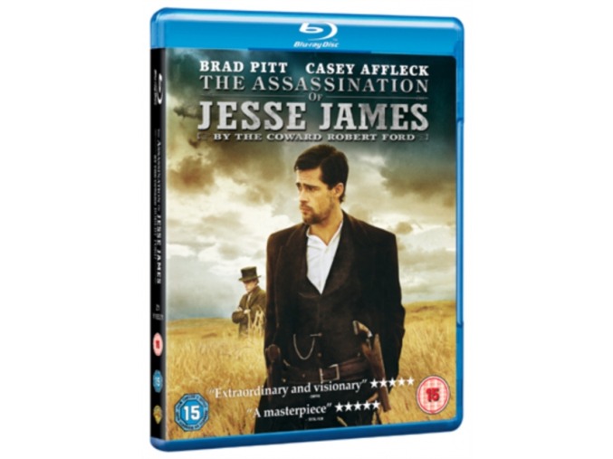 Assassination Of Jesse James By The Coward Robert Ford (Blu-Ray)