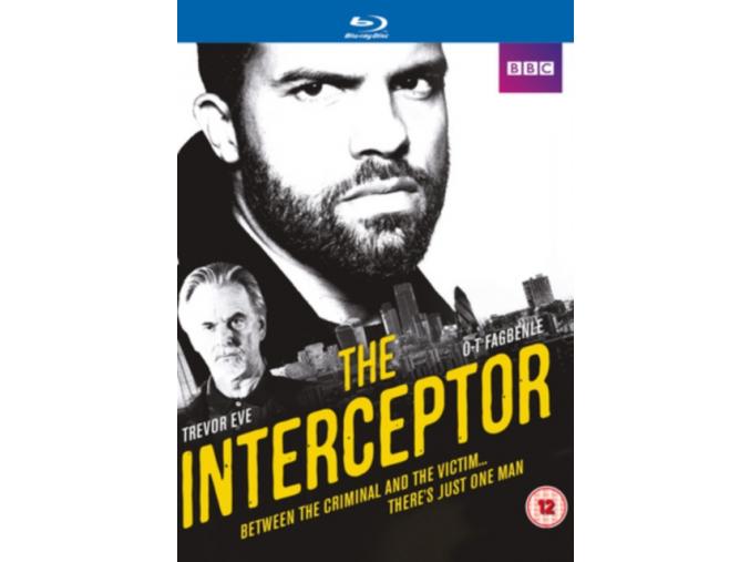 The Interceptor (Blu-ray)