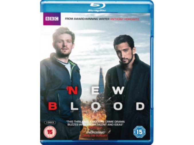 New Blood (Blu-ray)