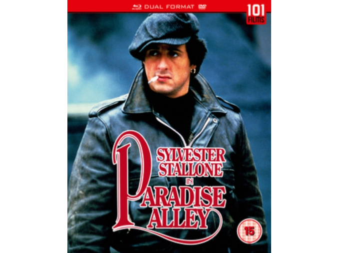 Paradise Alley (Dual Format) [Blu-ray]