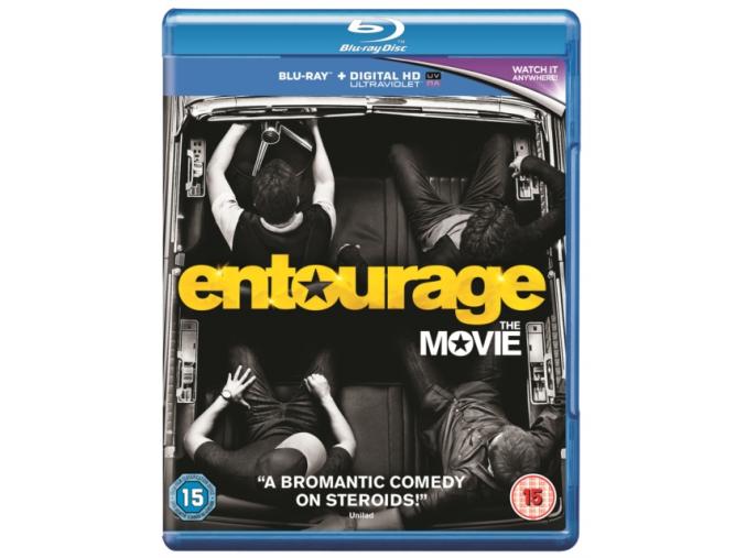 Entourage: The Movie [Region Free] (Blu-ray)