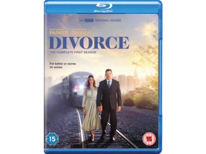 Divorce - Season 1 [Blu-ray] [2016] (Blu-ray)