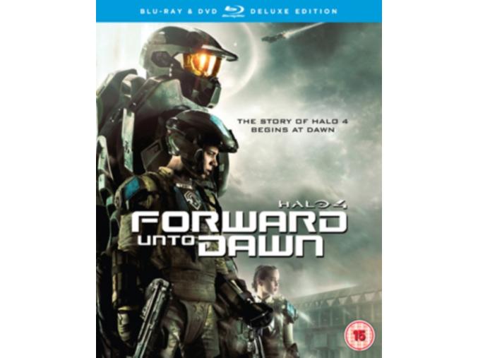 Halo 4: Forward Unto Dawn Deluxe Edition (Blu-Ray / DVD)