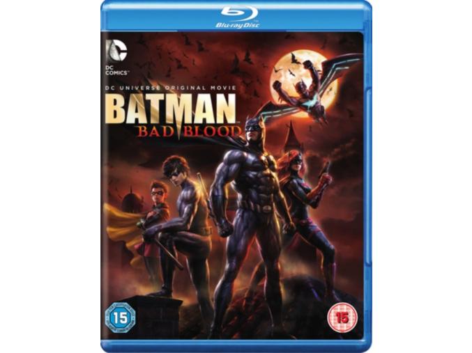 Batman: Bad Blood [Blu-ray]