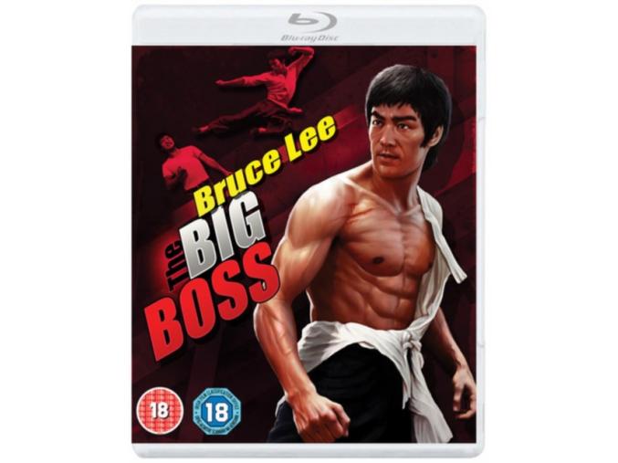 The Big Boss (Blu-ray & DVD)