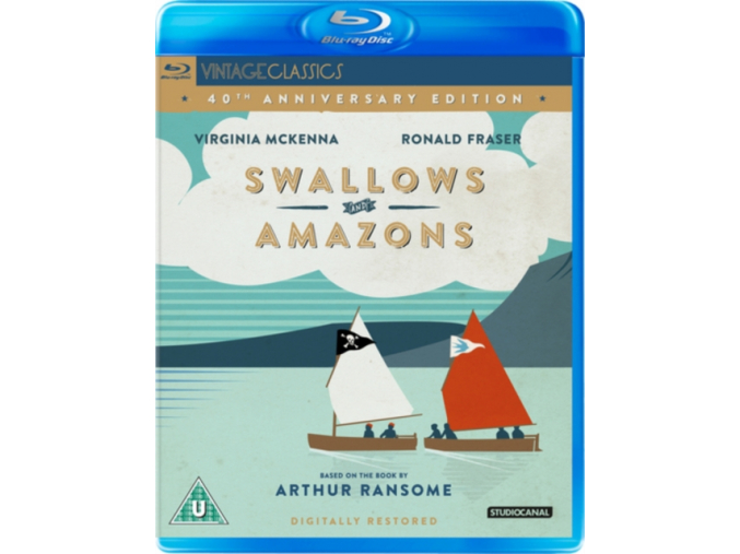 Swallows And Amazons - 40th Anniversary Special Edition [Blu-ray]