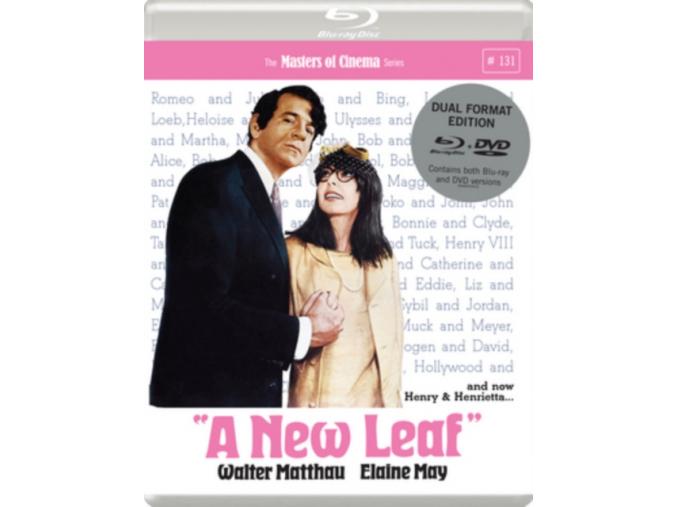 A New Leaf (1971)  Dual Format (Blu-ray & DVD)