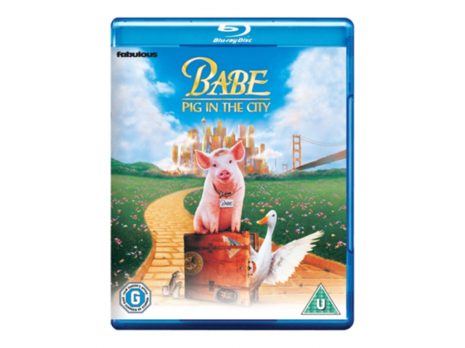 Babe Pig in the City [Blu-ray] (Blu-ray)