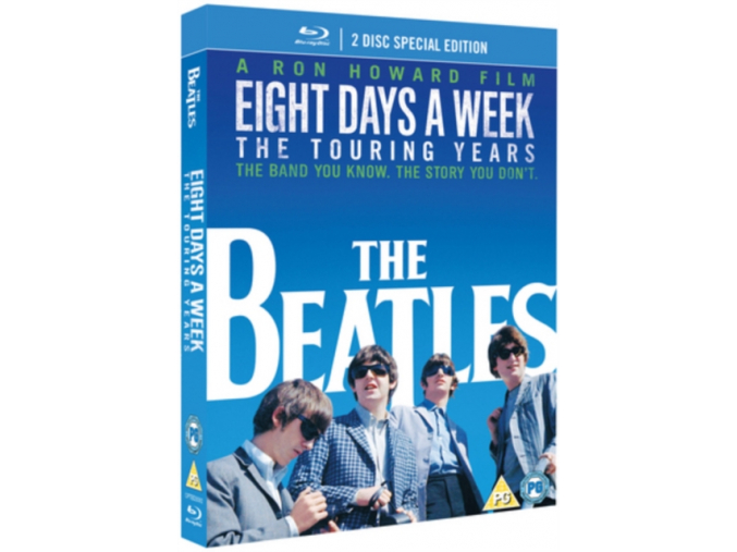The Beatles: Eight Days a Week - The Touring Years - Deluxe Edition [Blu-ray] [2016] (Blu-ray)
