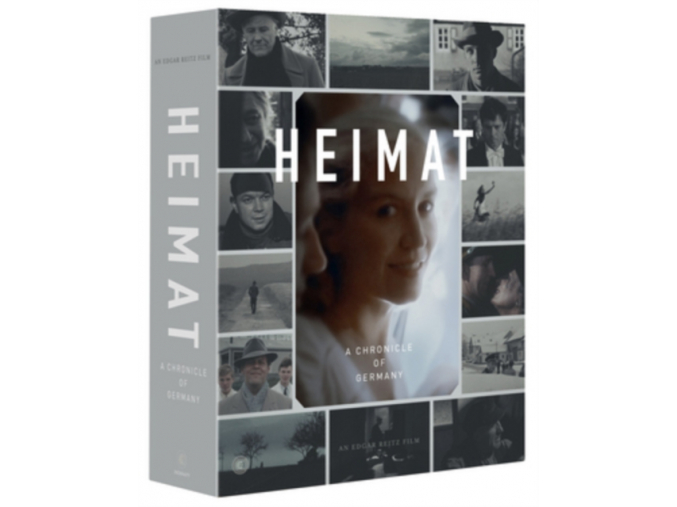 Heimat: A Chronicle Of Germany (Blu-Ray)