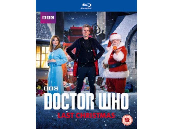 Doctor Who: Last Christmas (Blu-ray)