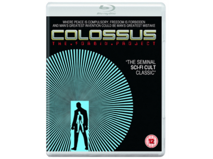 Colossus- The Forbin Project [Blu-ray] (Blu-ray)
