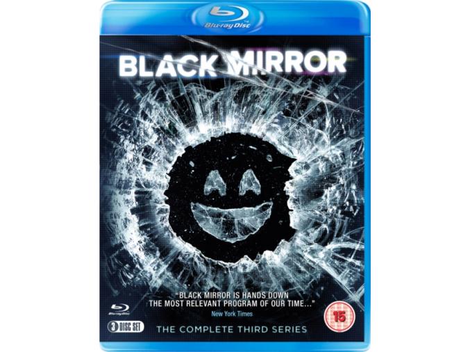 Black Mirror Series 3 (Blu-ray)