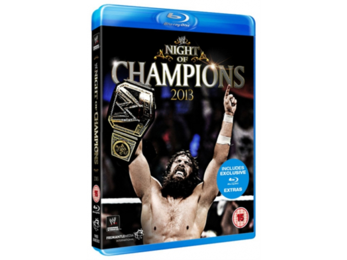 WWE: Night Of Champions 2013 (Blu-Ray)