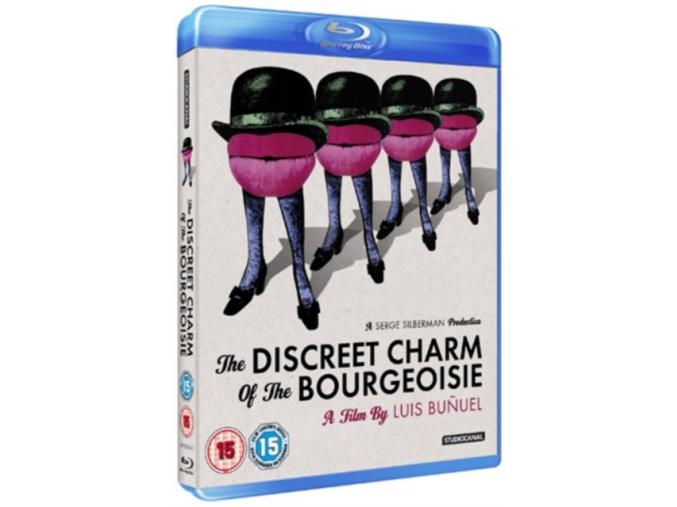 The Discreet Charm of The Bourgeoisie (Blu-Ray)