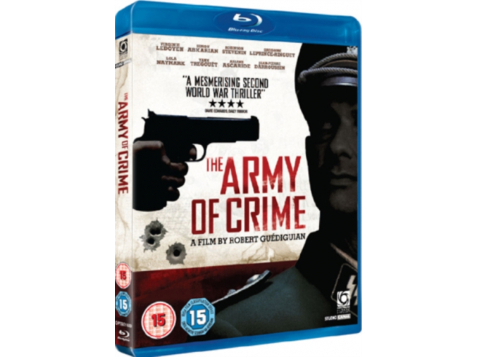 The Army Of Crime (Blu-Ray)