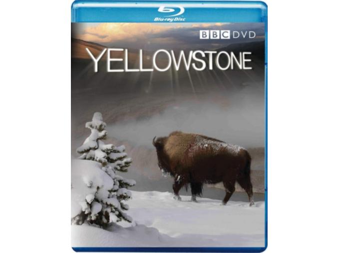 Yellowstone (Blu-Ray)