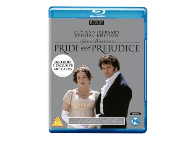 Pride And Prejudice (Special Edition) (Blu-Ray)
