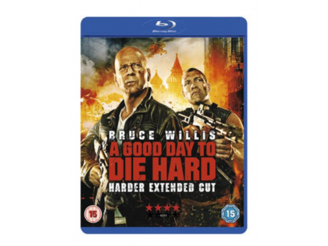 A Good Day to Die Hard (Blu-Ray)