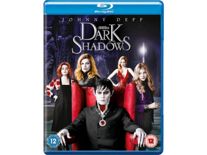 Dark Shadows (Blu-ray )