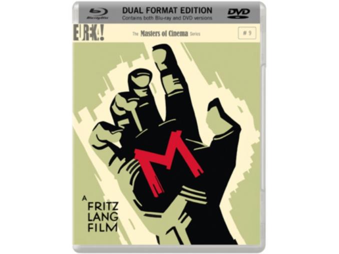 M (Blu-Ray & DVD)