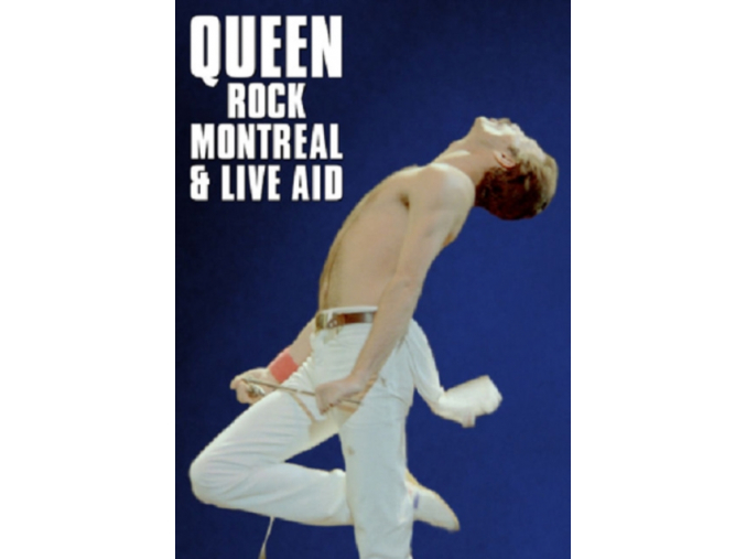 QUEEN - Rock Montreal Live Aid 2 Disc Special Edition (DVD)