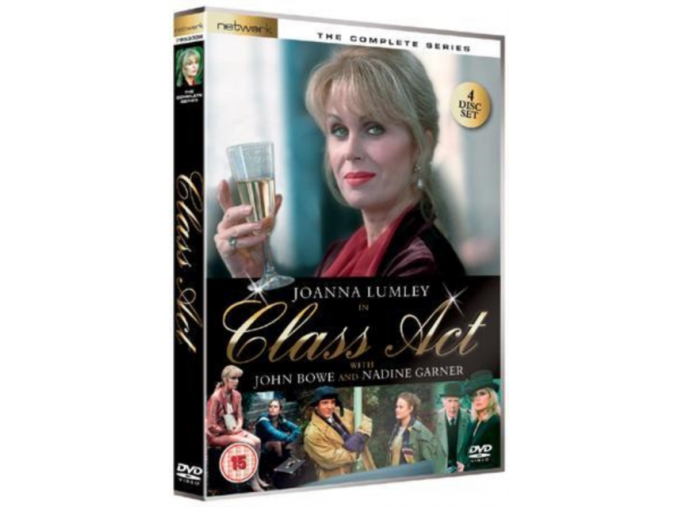 Class Act - The Complete Series (DVD)