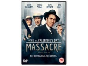 The St Valentine's Day Massacre (1967) (DVD)