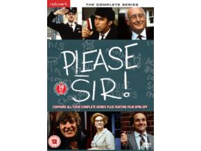 Please Sir!: Complete Series (1972) (DVD)