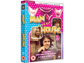 Man About The House  The Complete Series Boxset Reconfigeration (DVD)