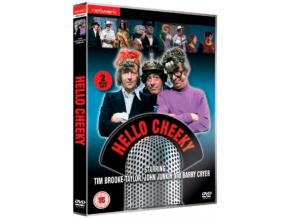 Hello Cheeky (DVD)