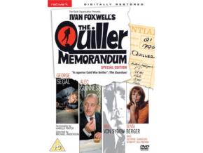 The Quiller Memorandum (1966) (DVD)