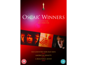 Oscar Winners - No Country For Old Men / American Beauty / A Beautiful Mind (DVD)