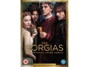 The Borgias: Season 2 (DVD)