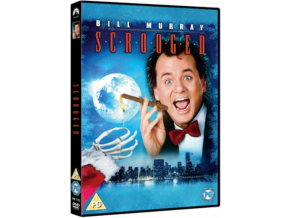 Scrooged (1988) (DVD)