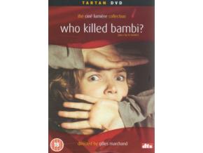 Who Killed Bambi? (DVD)