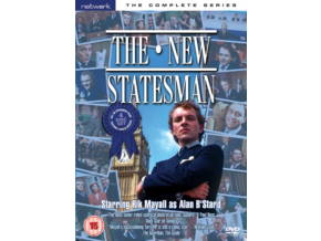 The New Statesman - The Complete Series (Four  Discs) (DVD)