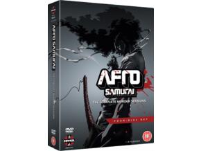 Afro Samurai - Complete Murder Sessions (DVD)