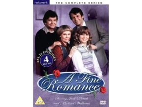 A Fine Romance: The Complete Series 1-4 (1983) (DVD)
